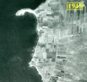 1945 aerofotografia